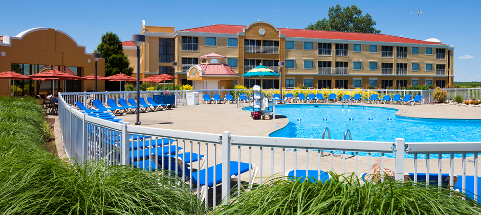 Sandcastle Suites at Cedar Point